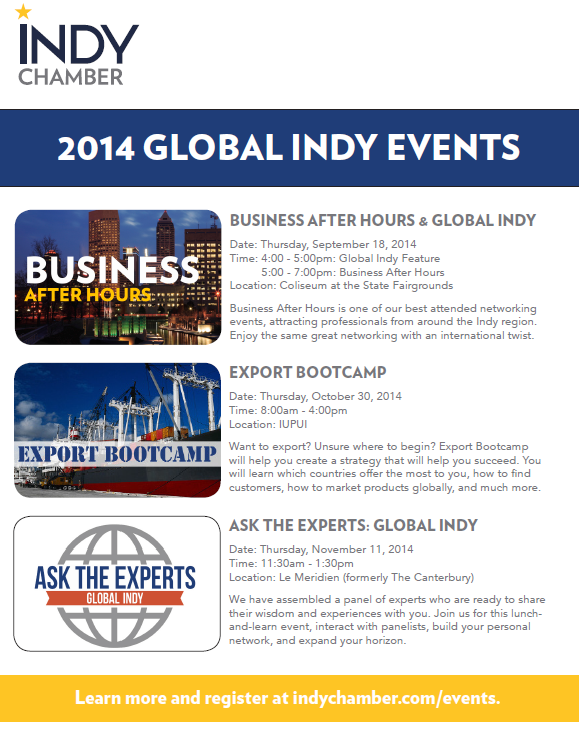 global indy events
